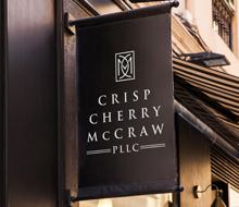 Crisp Cherry McCraw Branding